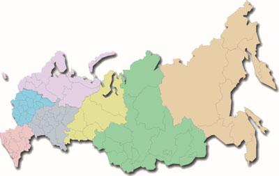 региональное ранжирование